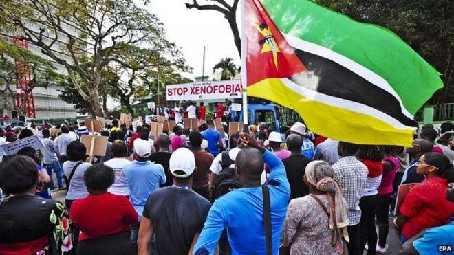 南アフリカ情勢不安